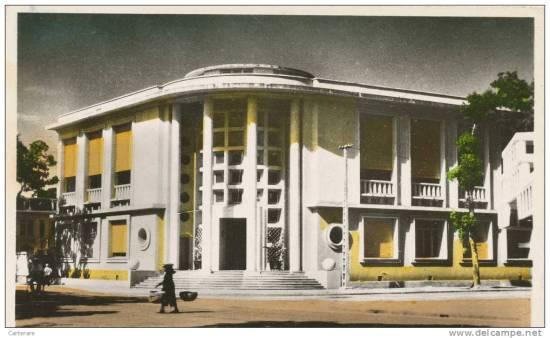 013.Bưu điện Quốc Tế hiện nay