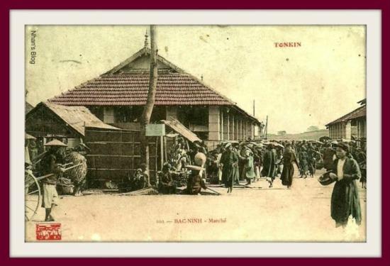 BẮC NINH-chợ