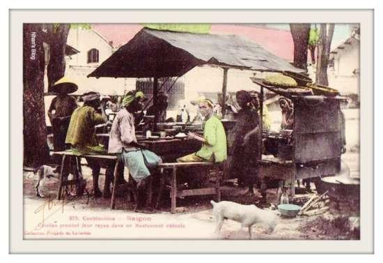 Bữa cơm của người lao động