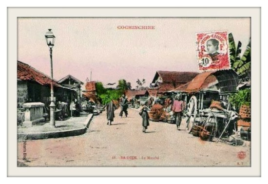 Chợ Bà Điểm