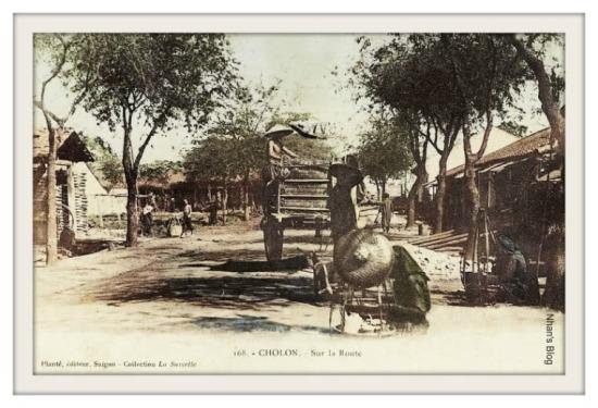 CHỢ LỚN-Một con đường Chợ Lớn