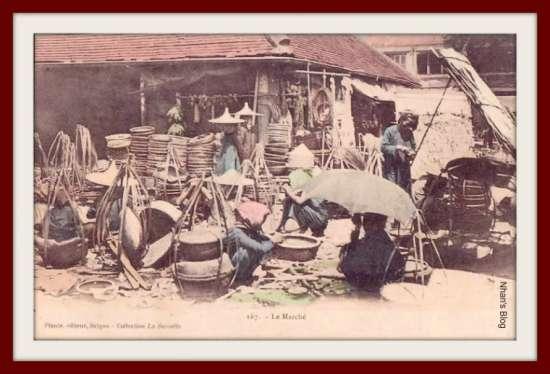 Chợ sài Gòn