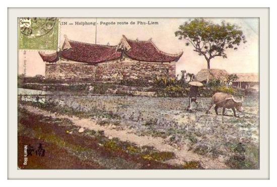 HẢI PHÒNG-đường đi Phù Liễn, Kiến An