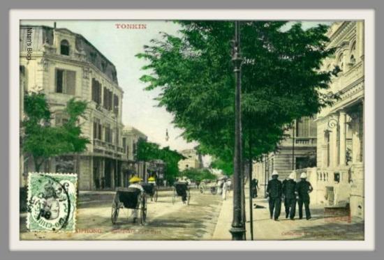 HẢI PHÒNG-đường phố Hải phòng