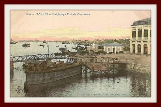 HẢI PHÒNG-cảng Hải Phòng