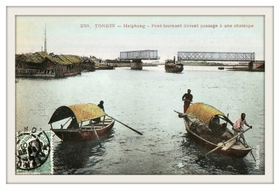 HẢI PHÒNG-cầu quay