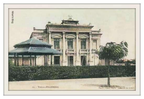 HẢI PHÒNG-nhà hát lớn