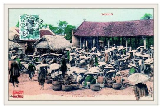 LẠNG SƠN-Chợ Lạng Sơn