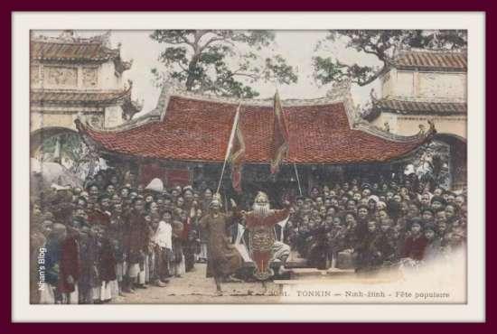 Lễ hội ở Ninh Binh