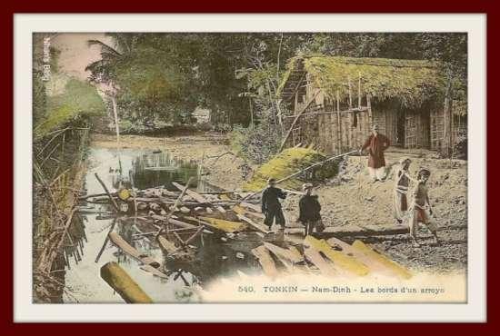 NAM ĐỊNH-bờ sông