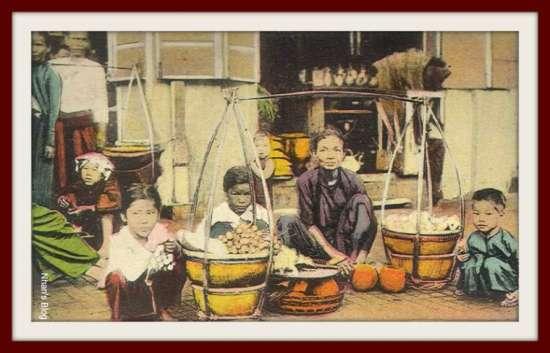 Người bán trái cây