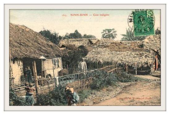NINH BÌNH-nhà trnh vách đất