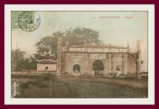PHẢ LẠI-đền Kiếp Bạc