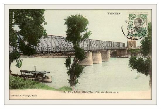 PHỦ LẠNG THƯƠNG-cầu đường sắt