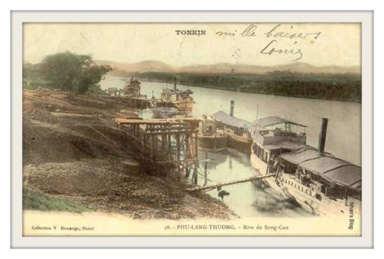 PHỦ LẠNG THƯƠNG-Sông Cầu