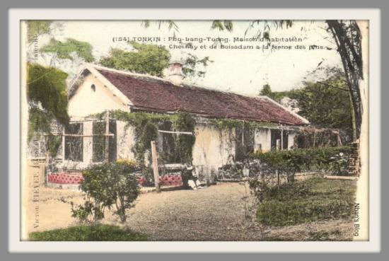 PHỦ LẠNG THƯƠNG-trang trại của nhà thàu Pháp
