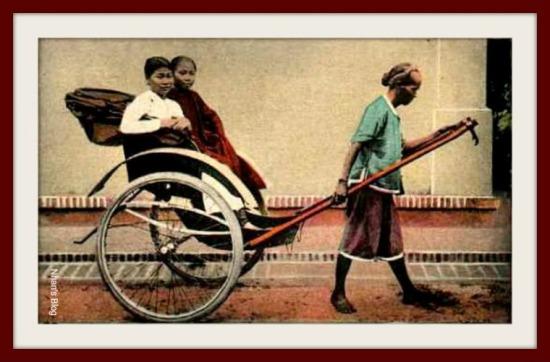 Phu xe Sài Gòn