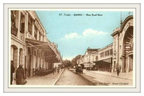 Rạp chiếu phim Palce trên phố Paul Bert
