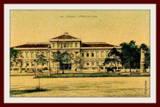 SÀI GÒN-Bưu điện trung tâm 3