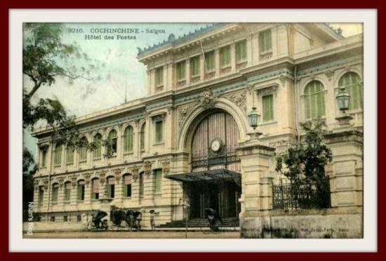 SÀI GÒN-Bưu điện trung tâm 4