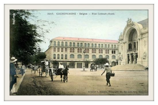 SÀI GÒN-Khách sạn Continental