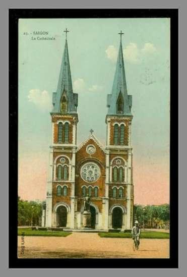 SÀI GÒN-Nhà thờ Đức bà2