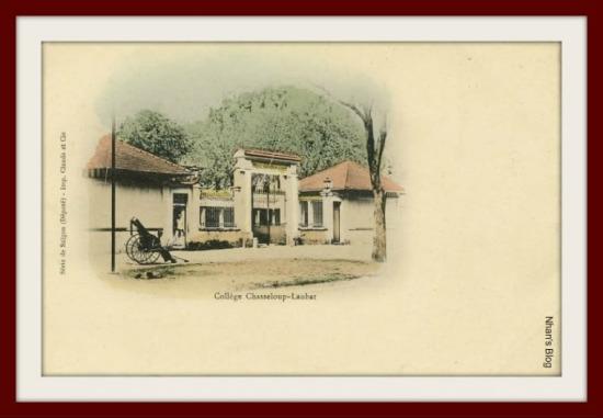 SÀI GÒN-Trường trung học Chasseloup Labat