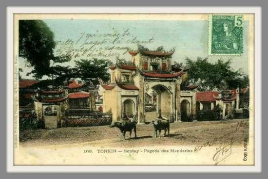 SƠN TÂY-Văn Miếu Sơn Tây