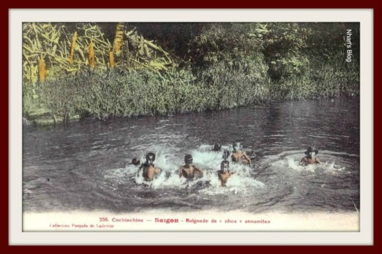Tắm sông