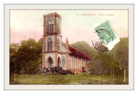 THỦ ĐỨC-Nhà thờ Thủ Đức