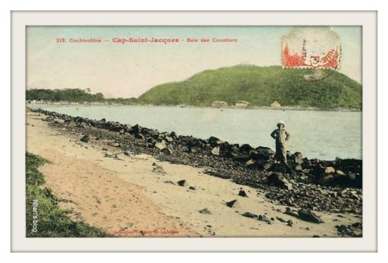 VŨNG TÀU-Biển Vũng Tầu