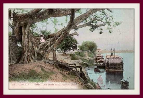 VIỆT TRÌ -Bến sông Lô