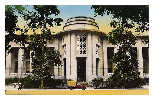 003.Trụ sở Ngân hàng Đông Dương