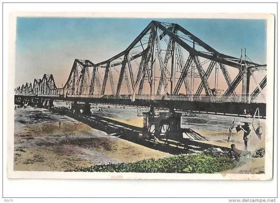 004.Cầu Long Biên