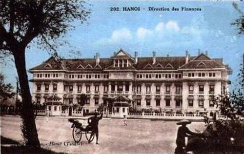 009.Hanoi - Direction des finances