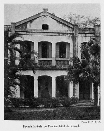 018.Tòa lãnh sự cũ trong Khu Nhượng địa.