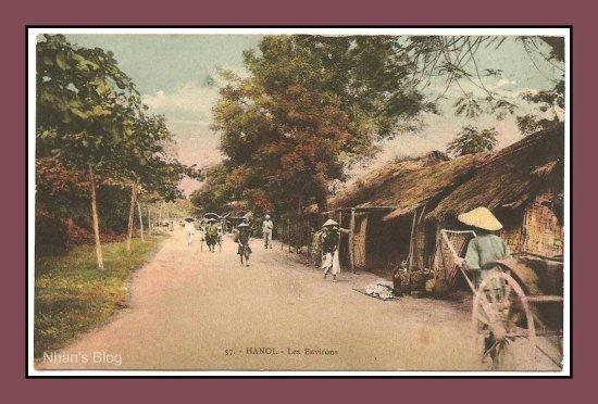 Đường ngoại thành Hà Nội