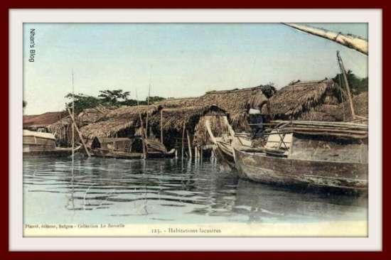 NAM BỘ-Nhà bên sông