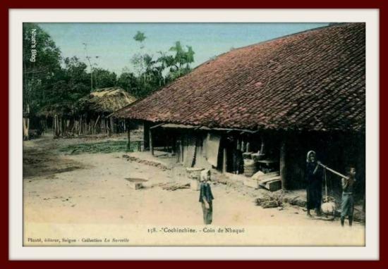 NAM BỘ-Vùng quê