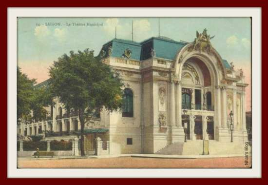 SÀI GÒN-Nhà hát lớn