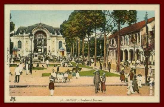 SÀI GÒN-Quảng trường nhà hát lớn 2