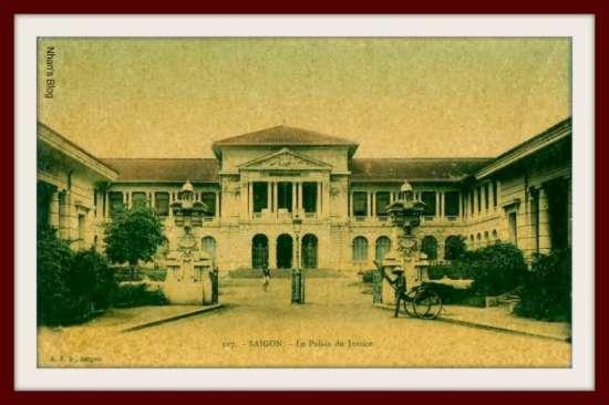 SÀI GÒN-Tòa án
