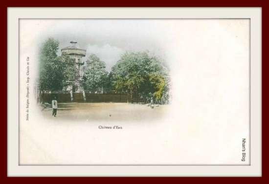 SÀI GÒN-Tháp nước Sài Gòn