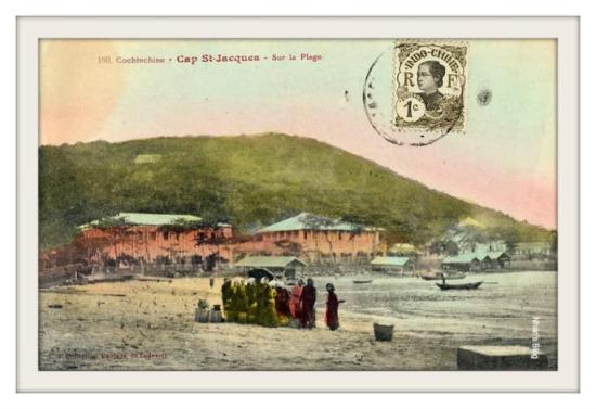VŨNG TÀU-Bãi biển Vũng Tầu