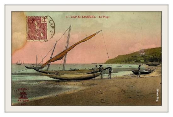 VŨNG TẦU-Biển Vũng Tầu