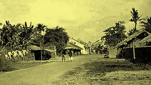 001.Từ làng trở thành phố