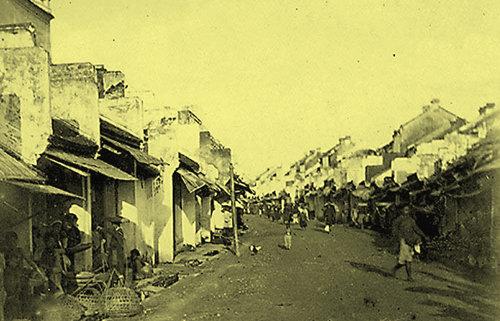 002.Hà Nội 36 phố phường (cuối thế kỷ 19)