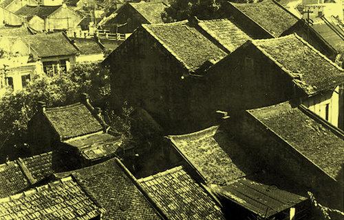 004.Nhà cổ trong khu 36 phố phường
