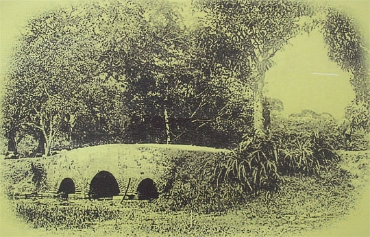005.Cầu bắc qua sông Tô Lịch