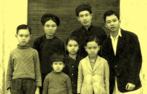 Một gia đình viên chức